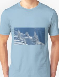 Frozen Winter Scene T-Shirt