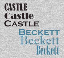 Beckett Castle by Kirdinn
