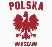 POLSKA WARSZAWA Kids Clothes
