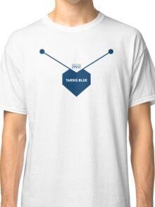 Official Tardis Blue - Pantone 2955C Classic T-Shirt