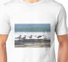 Shorebirds Unisex T-Shirt