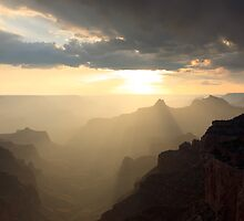 The Grand Canyon, Arizona, USA by raredevice