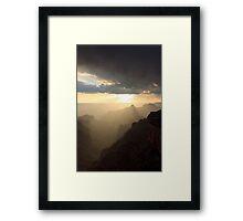 The Grand Canyon, Arizona, USA Framed Print