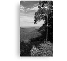 Blue Ridge Mountains - Virginia Canvas Print