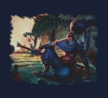 Yasuo the Unforgiven by Jerelab