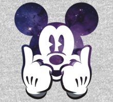 Nebula Mickey's Dope Face by JohnnySilva
