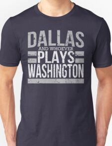 DAL vs. WAS T-Shirt