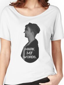 Mark My Words // Purpose Pack // Women's Relaxed Fit T-Shirt