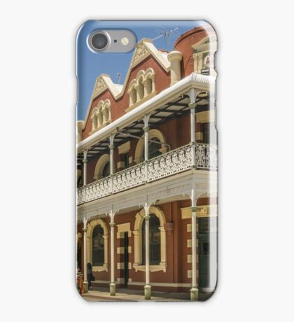 P&O Hotel iPhone Case/Skin