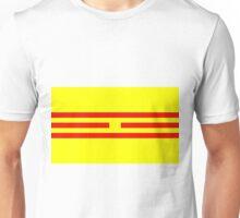 Flag of the Empire of Vietnam Unisex T-Shirt