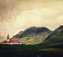 Red church by Pascal Deckarm