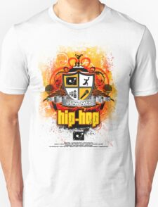 Four Elements of Hip-Hop - Tribute T-Shirt