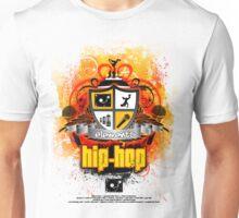 Four Elements of Hip-Hop - Tribute Unisex T-Shirt