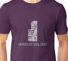 MISSINGBRO - multi coloured shirts Unisex T-Shirt