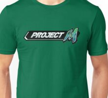 Project M - Lucario Main (Green Alt) Unisex T-Shirt