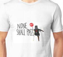 Monty Python Black Knight II Unisex T-Shirt