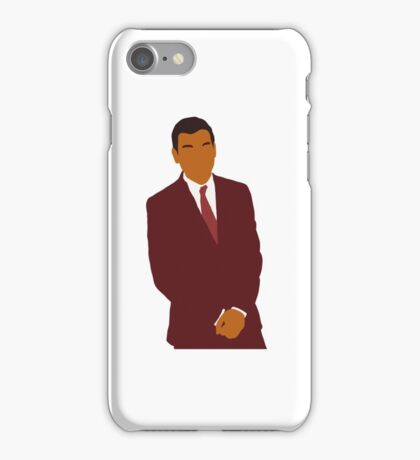 Tom haverford iPhone Case/Skin