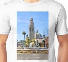Balboa Park Fountain Unisex T-Shirt