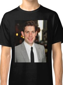 John Krasinski being cute  Classic T-Shirt