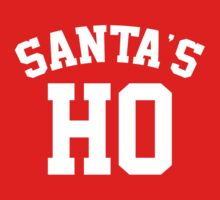 Santa's Ho by BrightDesign