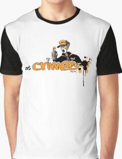 Art Crimes Graffiti Graphic T-Shirt