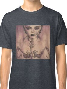 Her Last Breath Before Waking Classic T-Shirt