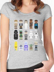 8-Bit ESB Women's Fitted Scoop T-Shirt