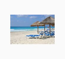 Beach Chairs Cancun Unisex T-Shirt