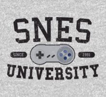 SNES University by Cory Freeman