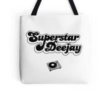 Superstar Deejay Tote Bag