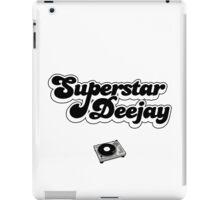 Superstar Deejay iPad Case/Skin