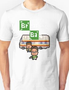 Pixels Breaking Bad T-Shirt