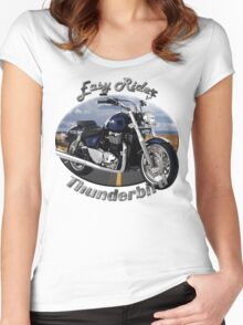 Triumph Thunderbird Easy Rider Women's Fitted Scoop T-Shirt