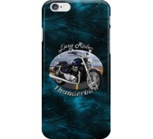 Triumph Thunderbird Easy Rider iPhone Case/Skin