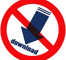 NO_download by auraclover