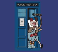 Adventure Time Lord Generation 11 - TARDIS by TopNotchy