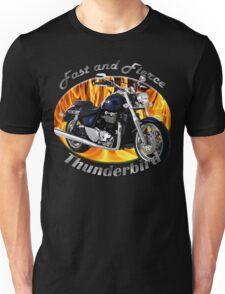Triumph Thunderbird Fast and Fierce Unisex T-Shirt