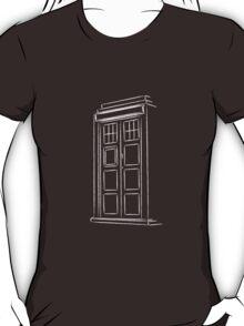 Jump on the TARDIS T-Shirt