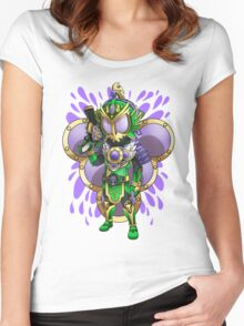 Grape Squash Women's Fitted Scoop T-Shirt