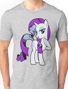 Rarity the Fabulous Unisex T-Shirt