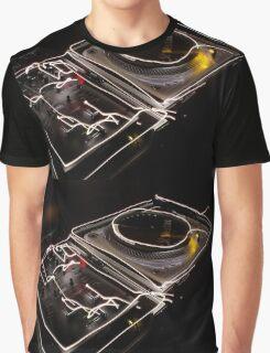 DJs Delight Graphic T-Shirt