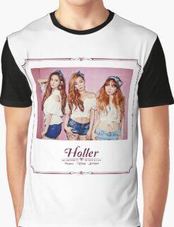 Girls' Generation TaeTiSeo 'Holler'  Graphic T-Shirt
