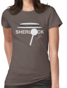 Sherlock Jr. Womens Fitted T-Shirt