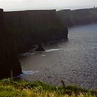 Cliffs of Moher by Tina Hailey