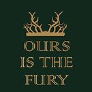Ours is the fury by withoutwax94