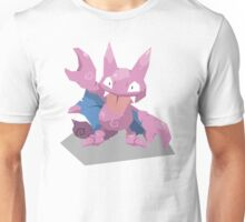 Cutout Gligar Unisex T-Shirt