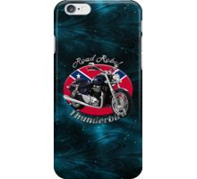 Triumph Thunderbird Road Rebel iPhone Case/Skin