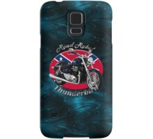 Triumph Thunderbird Road Rebel Samsung Galaxy Case/Skin