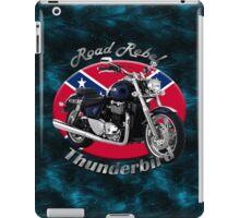 Triumph Thunderbird Road Rebel iPad Case/Skin