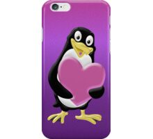 Mr Penguin .. iPhone case  iPhone Case/Skin